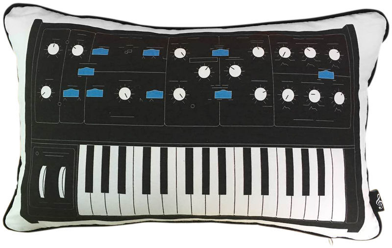 A-Gift-Republic Pillow with Synthesizer