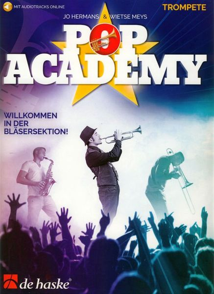 De Haske Pop Academy Trumpet