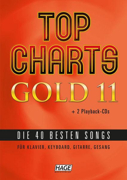 Top Charts Gold 11 Hage Musikverlag