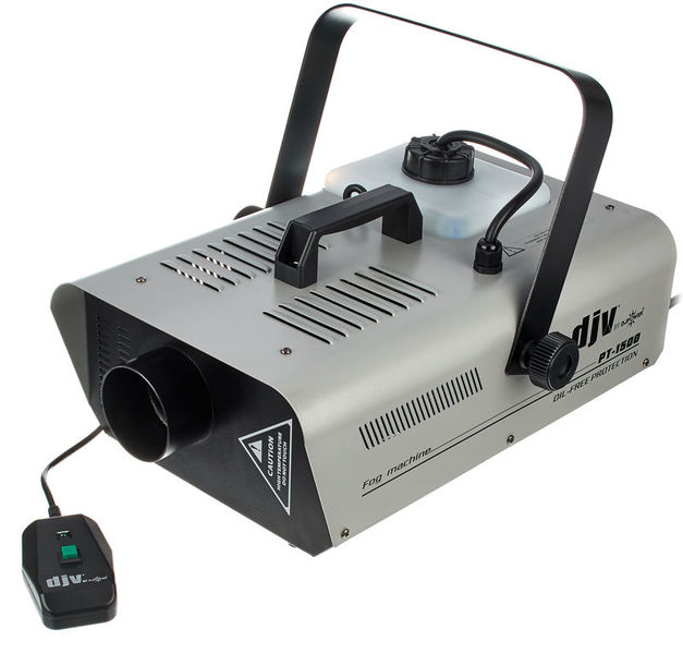 DJ Power PT-1500 Fog Machine
