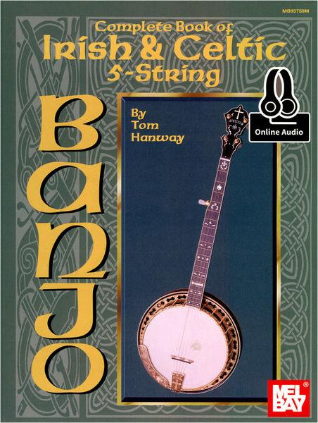 Mel Bay Complete Book Irish & Celtic