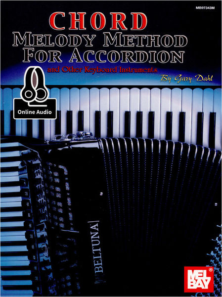 Mel Bay Melody Method Accordeon