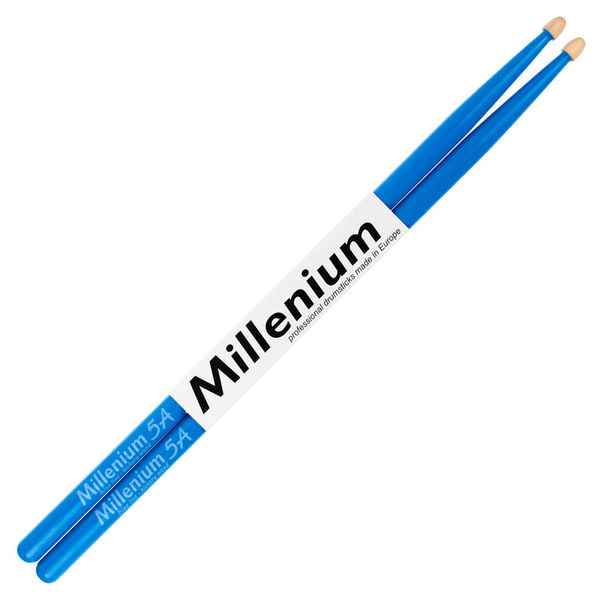 Millenium H5A Hickory Sticks Blue