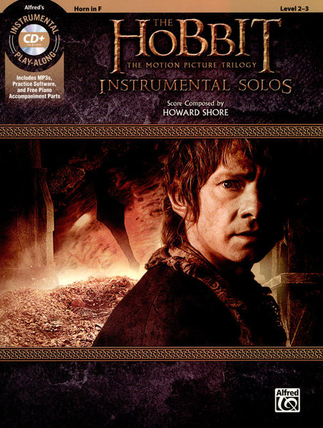 Alfred Music Publishing Hobbit Trilogy Horn