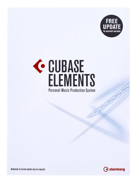 Cubase Elements 9.5 Steinberg