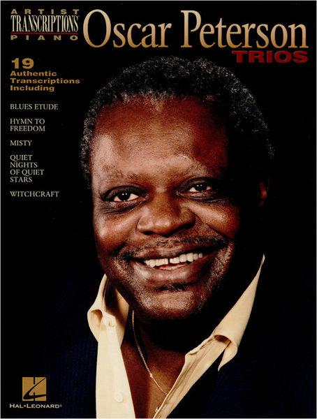 Hal Leonard Piano Artist: Oscar Peterson