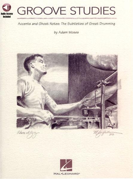 Hal Leonard Adam Moses: Groove Studies