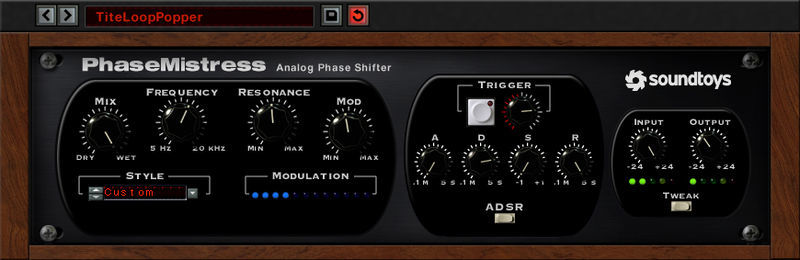 Soundtoys PhaseMistress