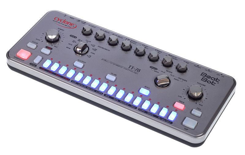 TT-78 Beat Bot Cyclone Analogic