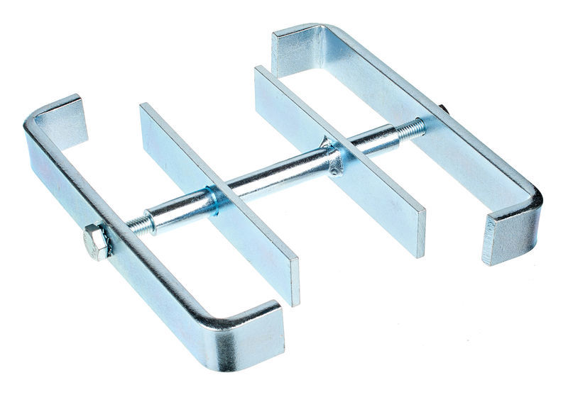 Mott Leg Clamp 4 60x60 flat/raised