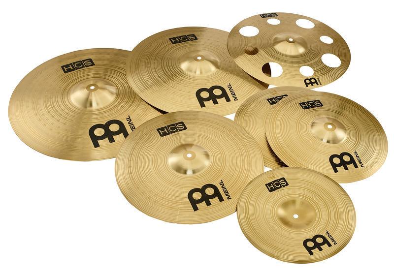 HCS Thomann ltd. Cymbal Set Meinl