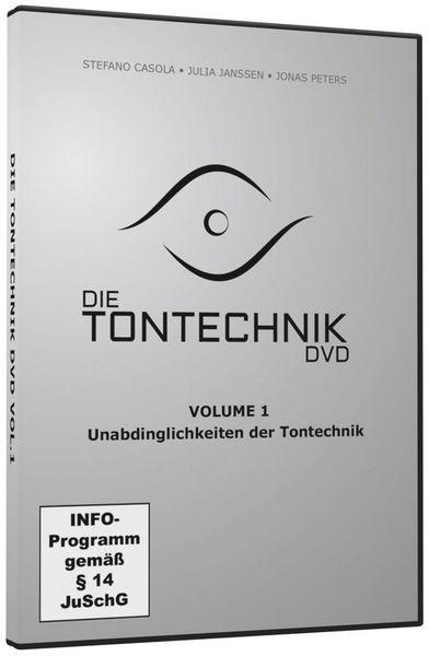 Casola Medienproduktion Die Tontechnik DVD