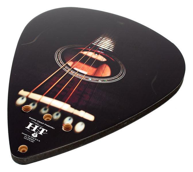 Hang that Twang Guitar Wallhanger 6 String