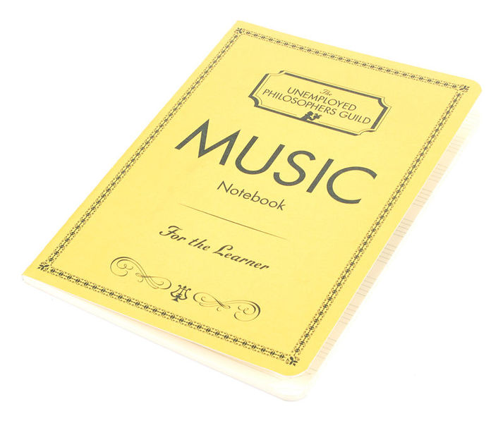 Anka Verlag Music Notebook