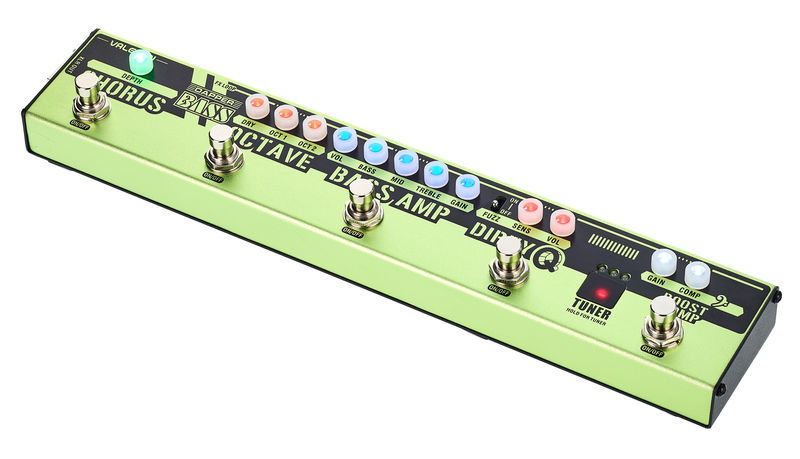 Valeton Dapper Bass Effect Strip