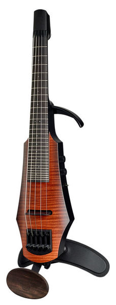 NS Design NXT5a-VN-SB-F Fretted Violin