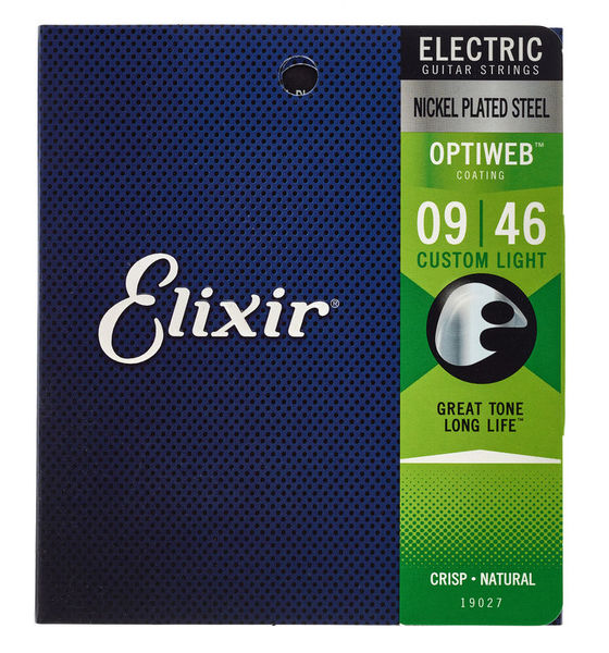 Elixir Optiweb 19027 Custom Light
