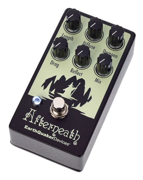 EarthQuaker Devices Afterneath Reverb V2