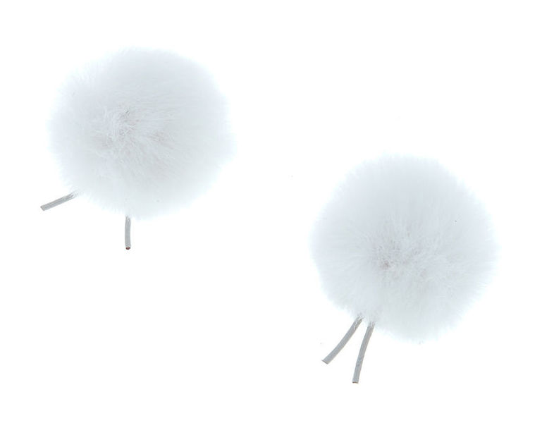 Bubblebee Twin Windbubbles White 2