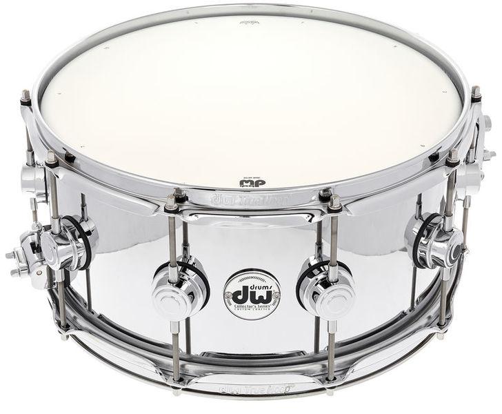 "DW 14""x6,5"" Steel Snare"