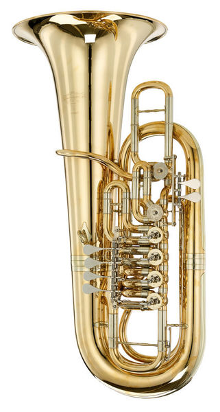 Thomann Fireball GM UL F- Tuba Raw