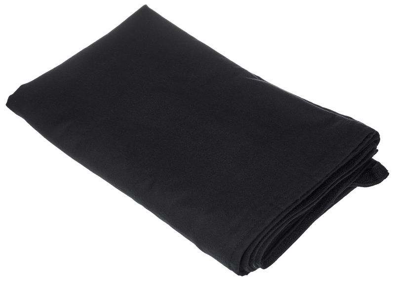 Stairville Skirt 160g/m² 6.0x0.6m Bk