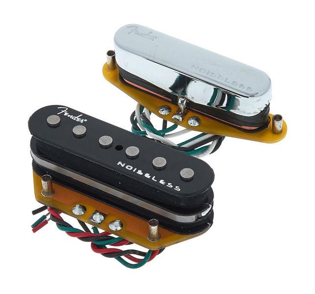 Noiseless Gen4 Telecaster Set Fender
