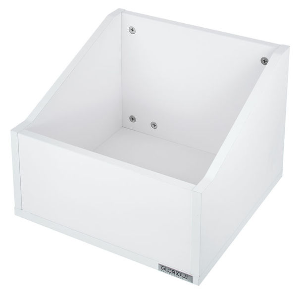 Glorious Record Box Advanced white 110
