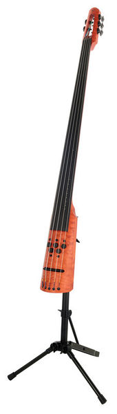 NS Design CR5M-DB Quilted Maple Bass