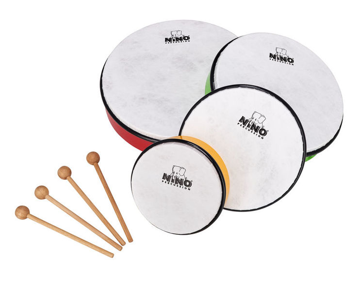 Nino Hand Drum Set