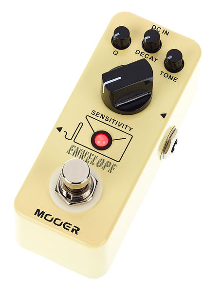 Mooer Envelope Analog Auto Wah Thomann Uk