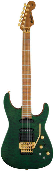 Jackson PC-1 Phil Collen USA Tr Green