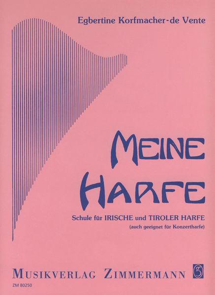 Zimmermann Verlag Meine Harfe
