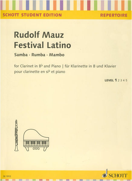 Schott Mauz Festival Latino