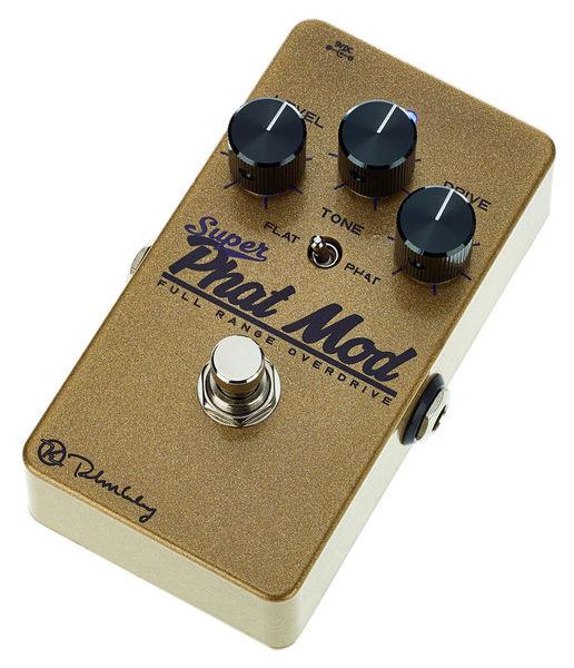 Keeley Super Phat Mod Full Range OD