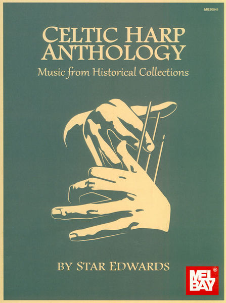 Mel Bay Celtic Harp Anthology