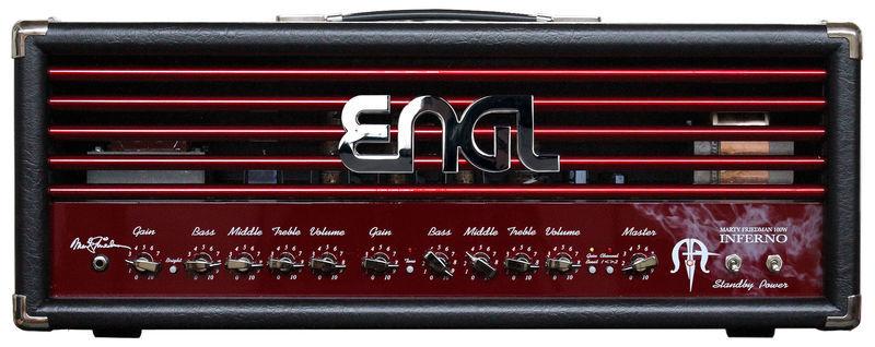 Engl E766 Marty Friedman Head