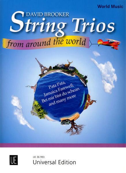 Universal Edition String Trios Around the World