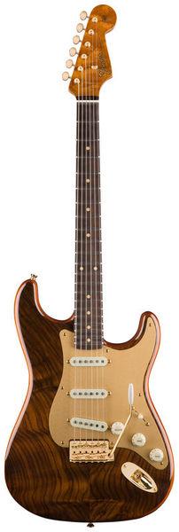 Fender Artisan Strat Roasted Mahogany