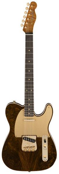 Fender Artisan Tele Roasted Mahogany