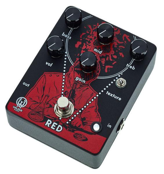 Walrus Audio RED High Gain Distortion