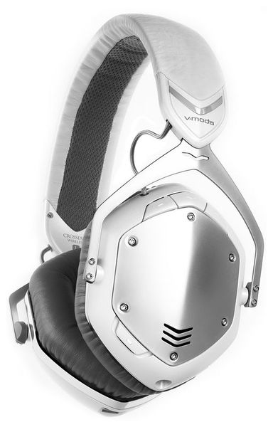 V-Moda Crossfade Wireless Silver