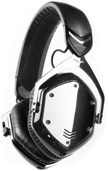V-Moda Crossfade Wireless Chrome