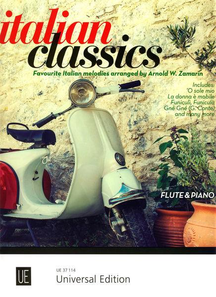 Universal Edition Italian Classics Flute