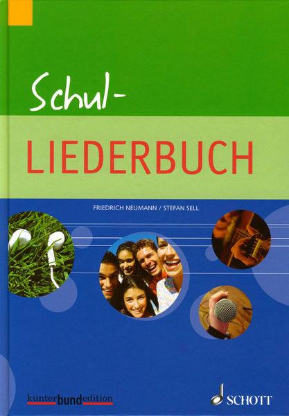 Bund Verlag Schul-Liederbuch Hardcover