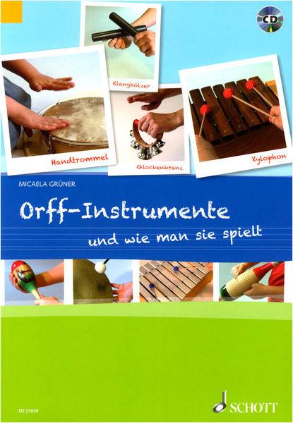 Schott Orff-Instrumente