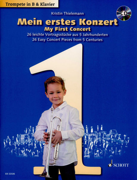 Schott My First Concert Trumpet