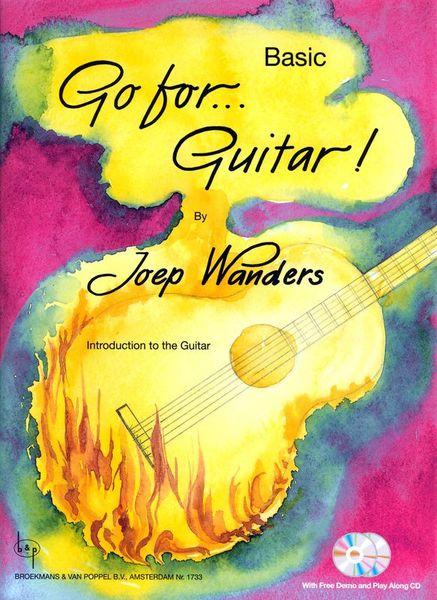 Basic Go for Guitar Broekmans & Van Poppel