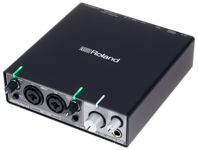 Rubix22 Roland