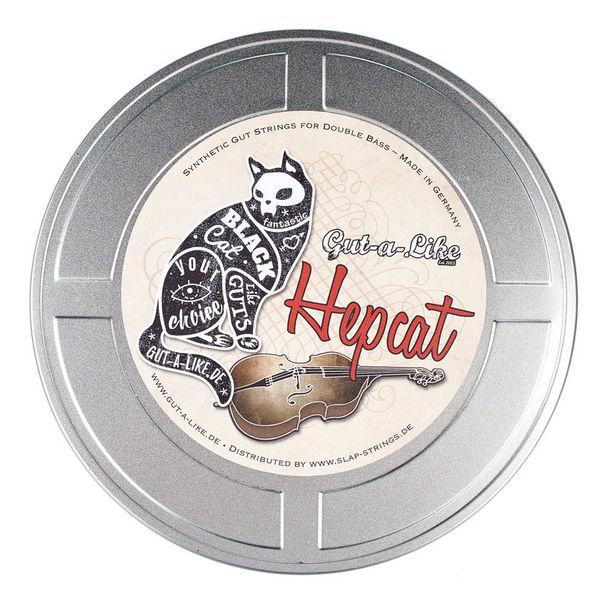 Hepcat Double Bass Strings Gut-a-Like